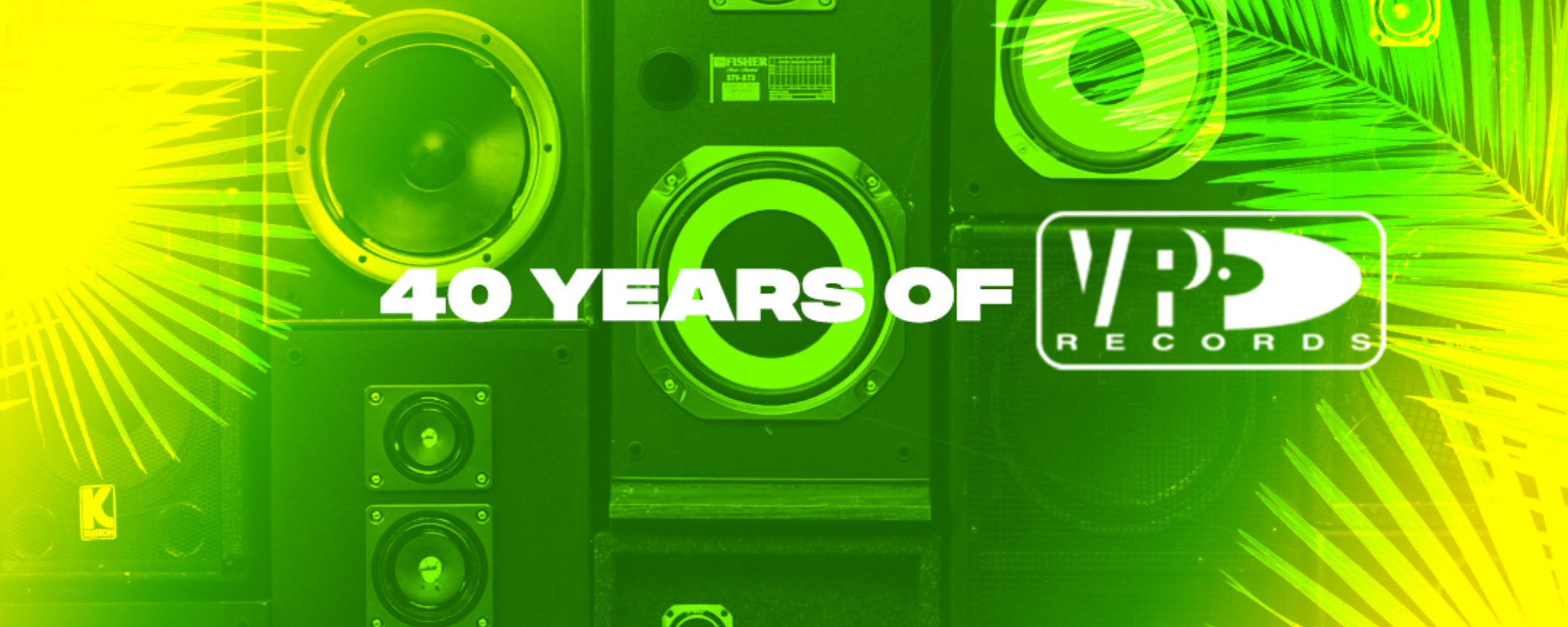 40 Years Of VP Records
