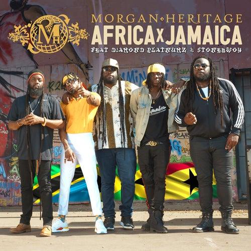 Africa x Jamaica (feat. Diamond Platnumz & Stonebwoy)