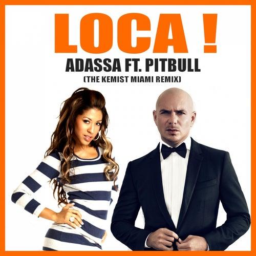 LOCA ! (feat. Pitbull) [The Kemist Miami Remix]