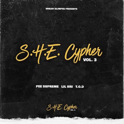 S.H.E CYPHER, Vol.3
