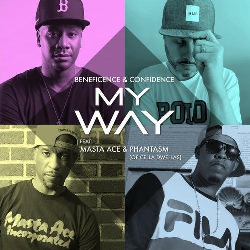 My Way [feat. Masta Ace & Phantasm (of Cella Dwellas)]