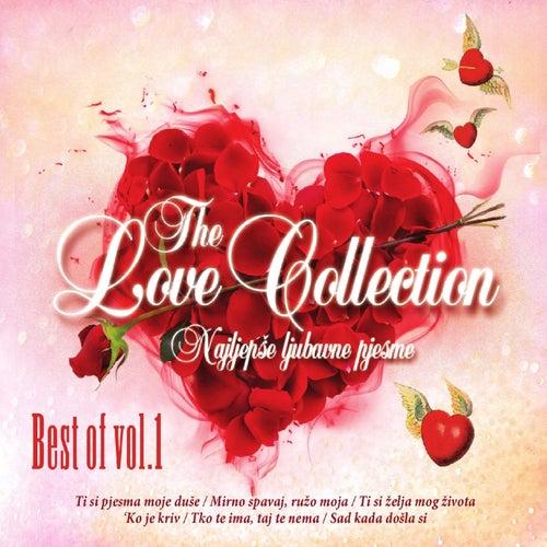 Best Of Najljepse Ljubavne Pjesme, Vol. 1
