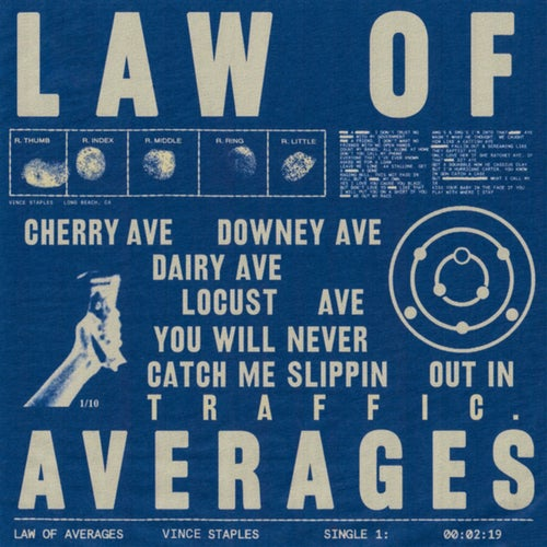 LAW OF AVERAGES