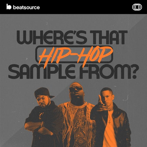 Where's That Hip-Hop Sample From? Album Art
