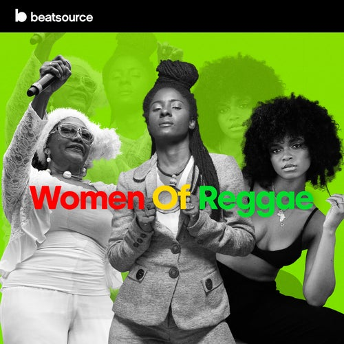 Women Of Reggae playlist