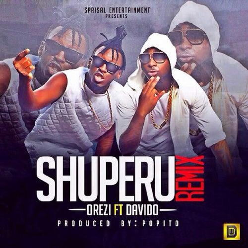 Shuperu (Remix)  (feat. Davido)