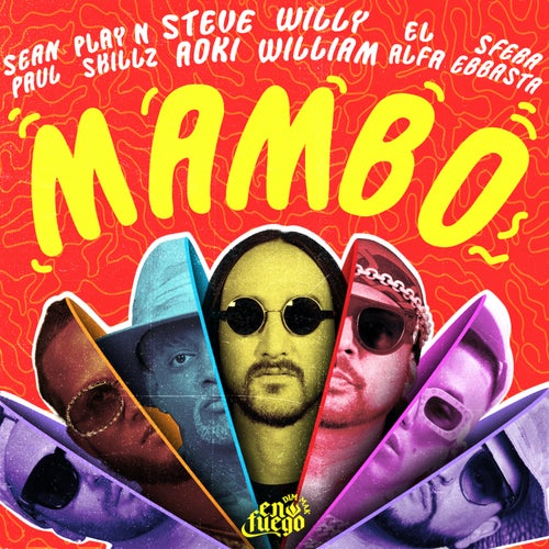 Mambo (feat. Sean Paul, El Alfa, Sfera Ebbasta & Play-N-Skillz) [Beatsource 100-128 Transition]