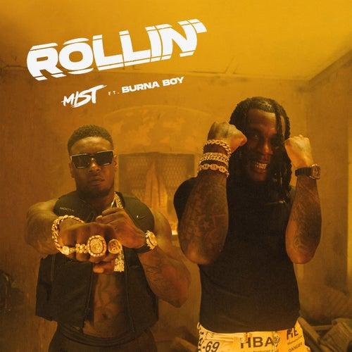 Rollin' (feat. Burna Boy)