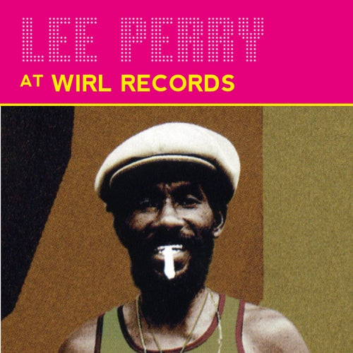 Lee Perry at Wirl Records