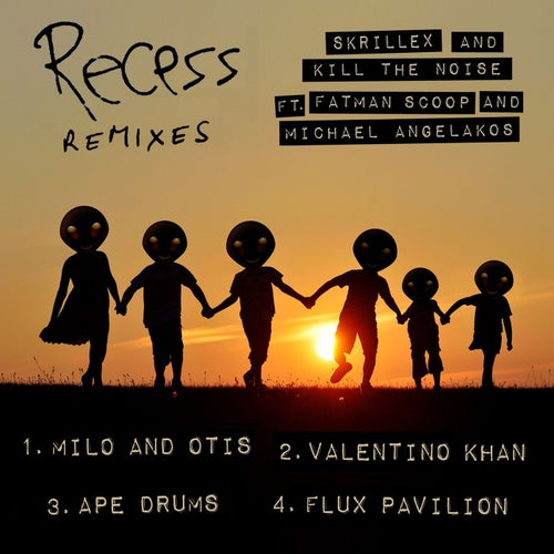 Recess (feat. Fatman Scoop and Michael Angelakos)
