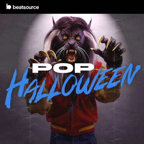 Pop Halloween Album Art