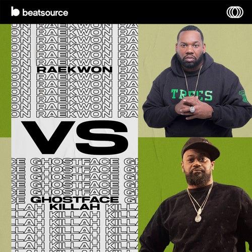 Raekwon vs. Ghostface Killah Album Art