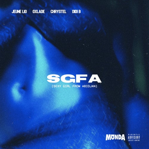 SGFA (Sexy Girl From Abidjan)  (feat. Oxlade, Didi b & Chrystel)