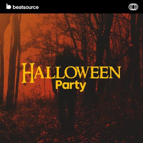 Halloween Party Album Art