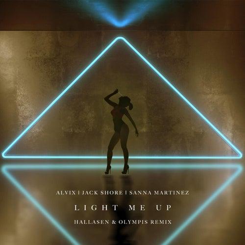 Light Me Up (Hallasen & Olympis Remix)