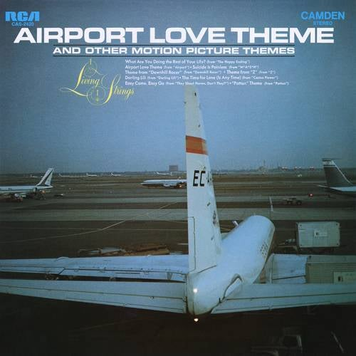 Airport Love Theme and Other Motion Picture Themes