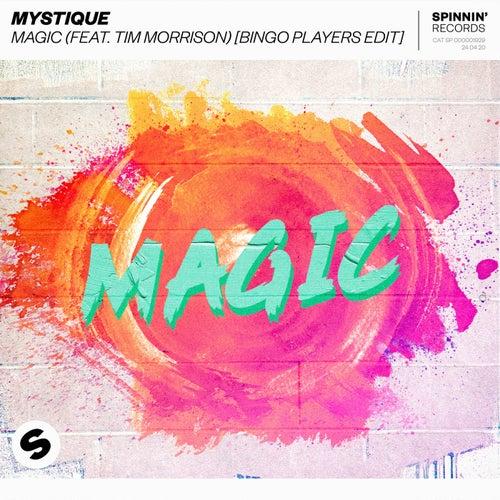 Magic (feat. Tim Morrison)