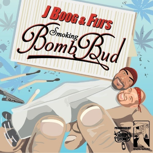 Smoking Bomb Bud - Single