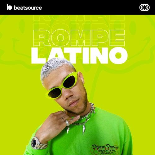 Rompe Latino Album Art