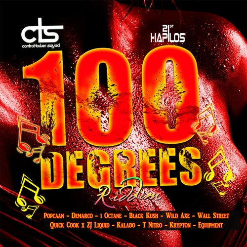 100 Degrees Riddim