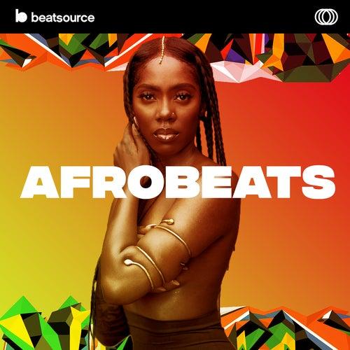 Afrobeats Album Art