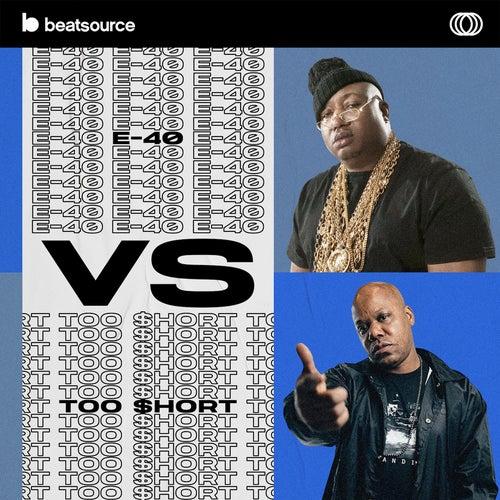 E-40 vs Too $hort Album Art