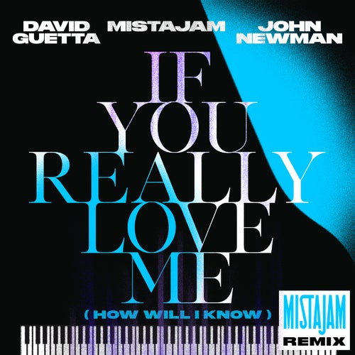 If You Really Love Me (How Will I Know) [MistaJam Remix]
