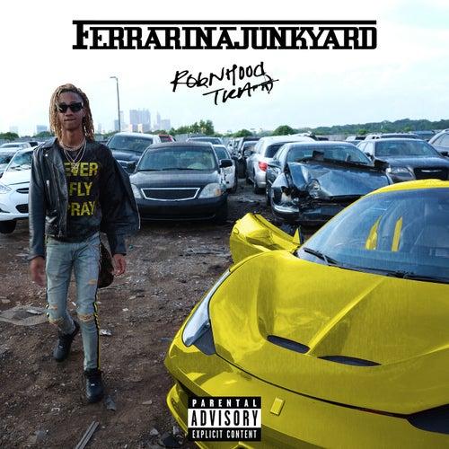 Ferrari N A Junkyard