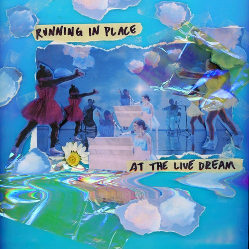 running in place at the Live Dream