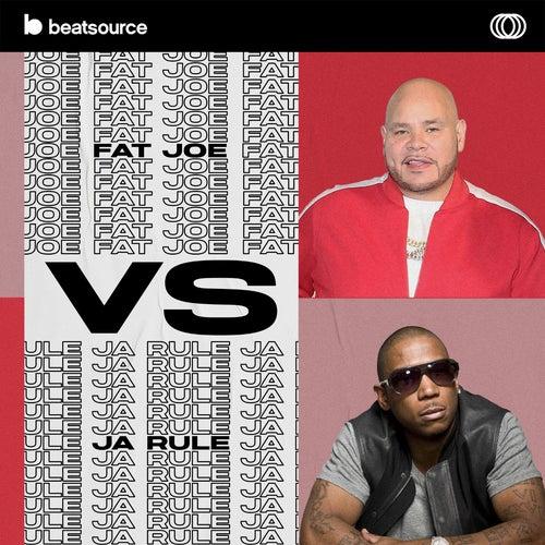 Fat Joe vs Ja Rule Album Art