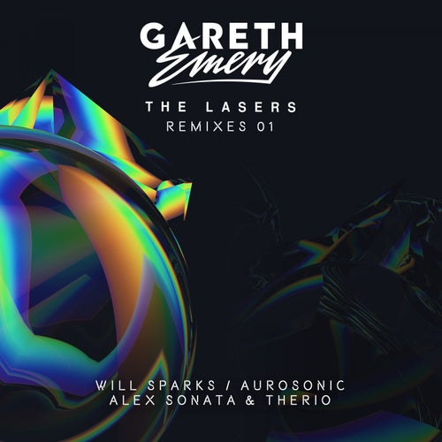 THE LASERS (Remixes 01)