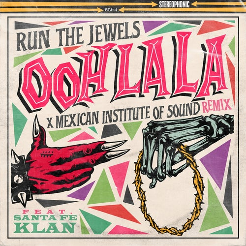 ooh la la (feat. Mexican Institute Of Sound & Santa Fe Klan) [Mexican Institute Of Sound Remix]