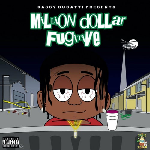 Million Dollar Fugitve Volume 1