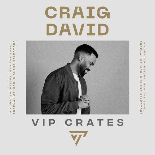 Craig David - VIP Crates Album Art