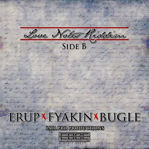 Love Notes Riddim (Side B)
