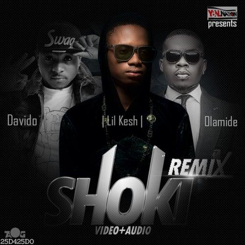Shoki (Remix)  (feat. Olamide & DaVido)