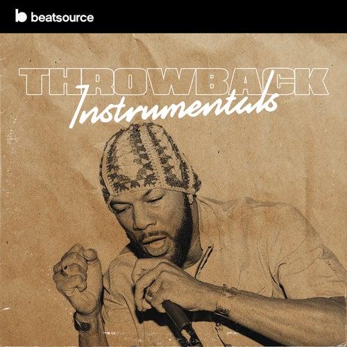 Throwback Instrumentals Album Art
