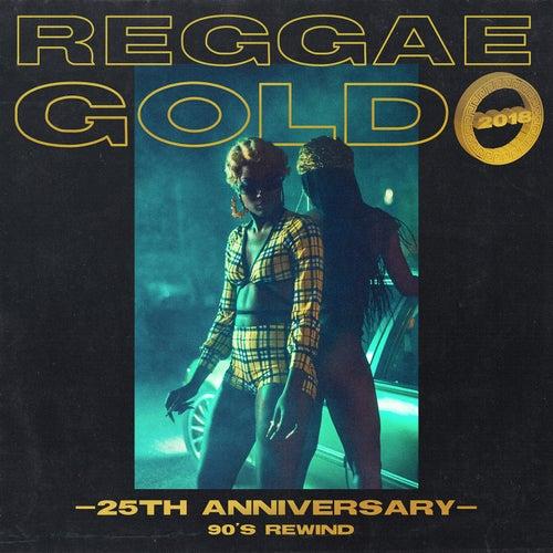 Reggae Gold 25th Anniversary: '90s Rewind