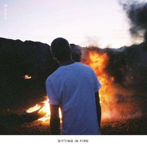 Sitting In Fire