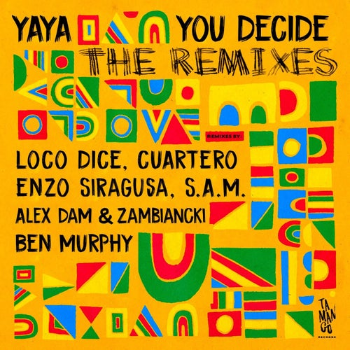 You Decide LP (The Remixes)
