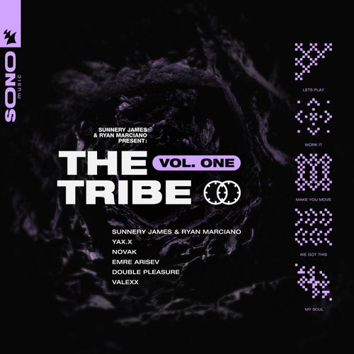 Sunnery James & Ryan Marciano present: The Tribe Vol. One (Release)
