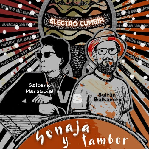 Sonaja y Tambor feat. Líber Terán