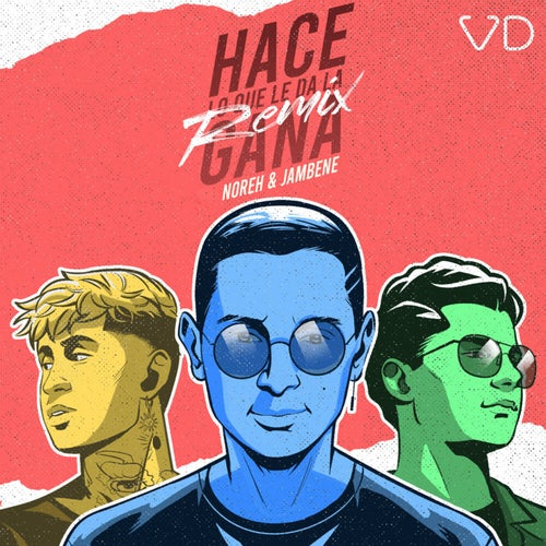 Hace Lo Que Le Da La Gana (Remix)