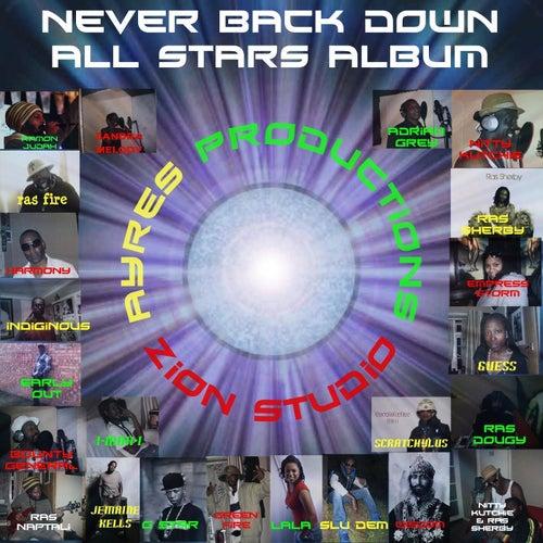 Never Back Down All Stars Album