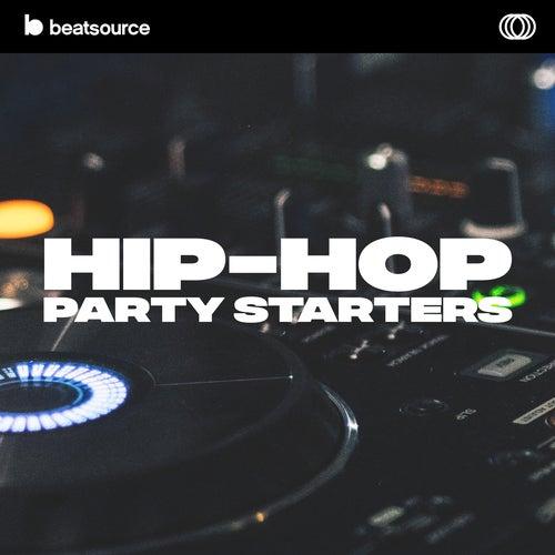 Hip-Hop Party Starters Album Art