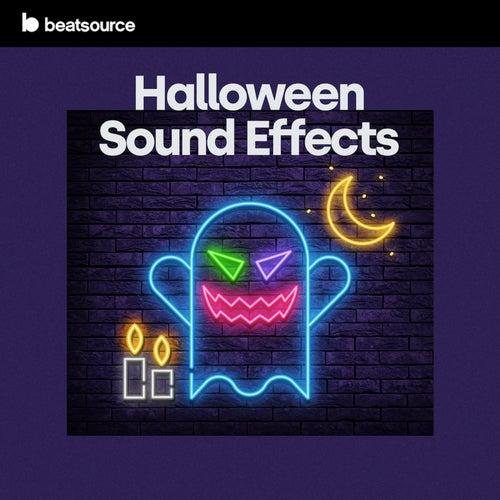 Halloween Sound Effects playlist