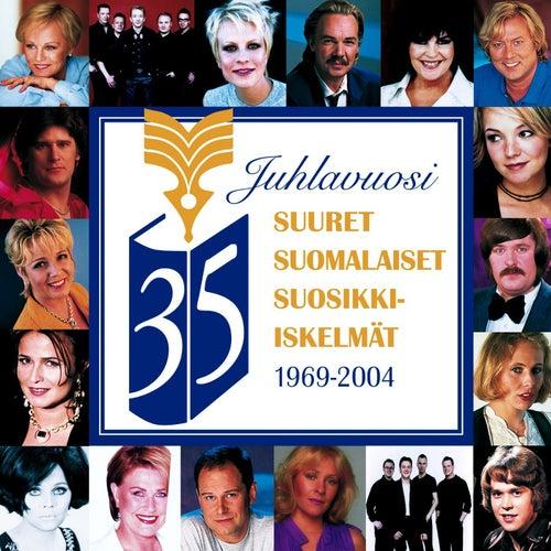 Suuret suomalaiset suosikki-iskelmät 1969-2004
