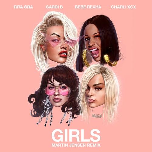 Girls (feat. Cardi B, Bebe Rexha & Charli XCX)