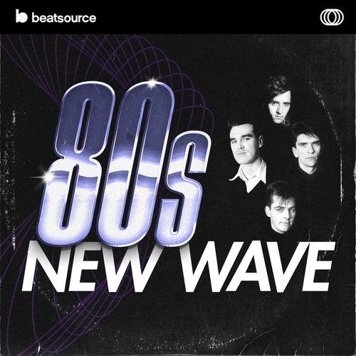 80s New Wave Album Art