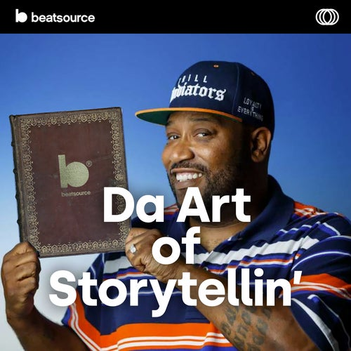 Da Art Of Storytellin' Album Art